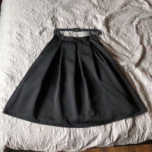 Express midi skirt